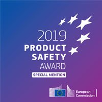Product Safety Award 2019